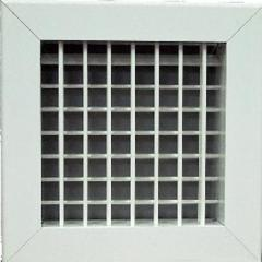 RA - Aluminum Single or Double Deflection Grilles