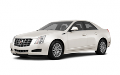 2013 Cadillac CTS Sedan Luxury Car