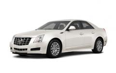2013 Cadillac CTS Sedan Luxury Car