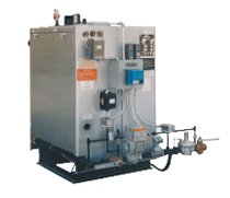 Atmospheric Gas Water & Steam Boilers