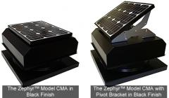 The Zephyr™ CMA Model Solar Attic Fans