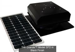 The Grande™ SFD Model Solar Fans