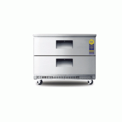Drawered Under-Counter Refrigerator, 35