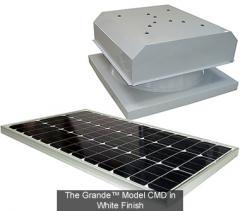 The Grande™ CMD Model Solar Fans
