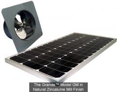 The Grande™ GM Model Solar Fans