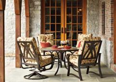 Outdoor Furniture Villa Cushion Collection
