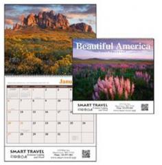 1706 Beautiful America Calendar