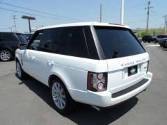 2012 Land Rover Range Rover SC SUV