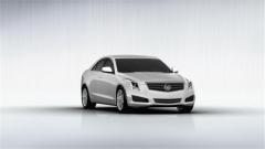 2013 Cadillac ATS 2.5L I4 RWD Car