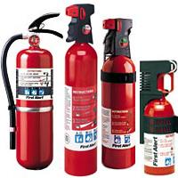 First Alert Fire Extinguishers