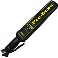 Pro-Scan Metal Detector