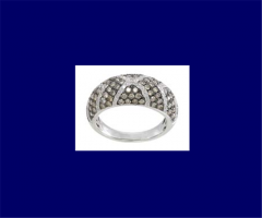 BLR-271-BRD Brown Diamond Ring