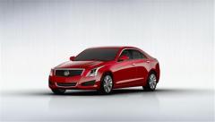 2013 Cadillac ATS 3.6L V6 RWD Car