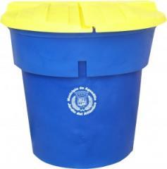 300 Gallon Refuse Container