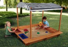 Kidkraft Outdoor Sandbox with Canopy