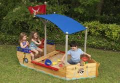 Kidkraft Pirate Sandbox Sandboat