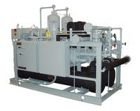 Gemini Series Dual-Circuit Water-Cooled Chiller