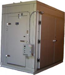 Low Temperature Freezer Rooms