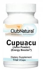 Cupuacu Juice Powder Energy Boost 250 mg