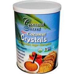 Raw Coconut Crystals