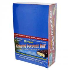 Almond Coconut Bar