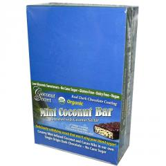 Mint Coconut Bar