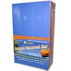 Coconut Macaroon Bar
