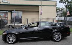 2012 Jaguar XJ Base Sedan Car