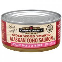 Smoked Alaskan Coho Salmon