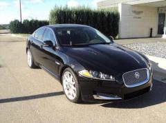 2012 Jaguar XF Supercharged Sedan Car
