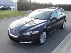 2012 Jaguar XF Portfolio Sedan Car