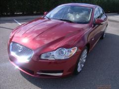 2009 Jaguar XF Luxury Sedan Car