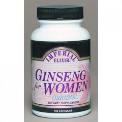 Ginseng for Women ~ Original Formula