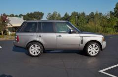 2012 Land Rover Range Rover Luxury Package, Silver