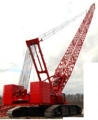 SL4500R (440 ton) crawler crane