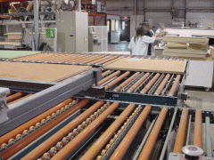 Line Shaft Conveyor Systems