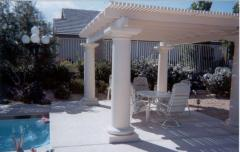 Aluminum and Vinyl Gazebos