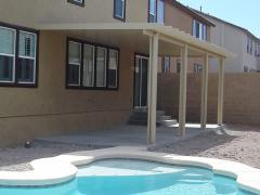 Deluxe Solid Patio Covers