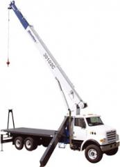 Boom Truck Crane Manitex 3001C series