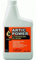 Artic Power multifunctional diesel fuel
