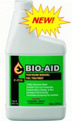 Bio-Aid Year-Round biodiesel fue treatment
