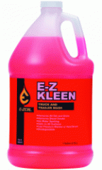E-Z Kleen truck and trailer wash