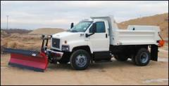 GM C7500 with Crysteel 5-7 Yard Select Tipper,