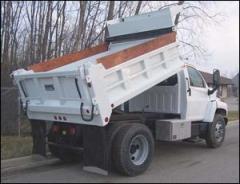 GM C7500 with 10', 5 Yard Godwin Dump Body