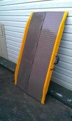 Standard Fiberglass Ramps
