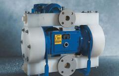EM Electromechanical Plastic Membrane Pumps