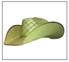 5050 Straw No Binding Hat