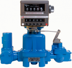 682 Piston Flow Meter