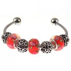 Hugs & Kisses for Pandora Style Beads