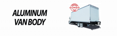 US Truck Body - Aluminum Van Body